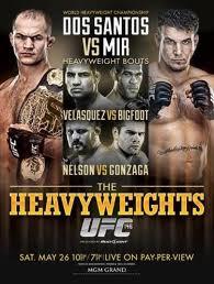 Bet On UFC 146