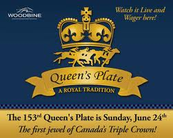Bet on Queen's Plate