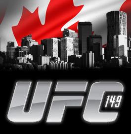 Bet on UFC 149