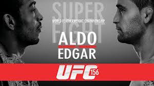 Bet On UFC 156