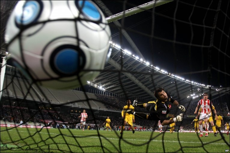 Bet On European Football 15 February To 17 February 2013