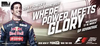 Australian Grand Prix Betting