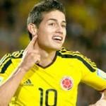 James Rodriguez Top Goalscorer