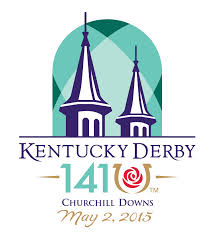 Kentucky Derby Logo 2015