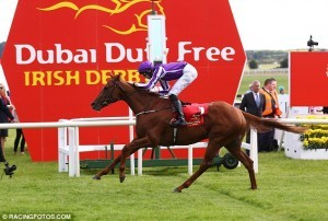 Irish Derby 2015
