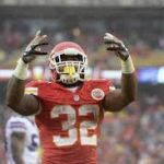 If Spencer Ware can have close to as big of a game as he had in week 1 the Chiefs should be in  good hands.